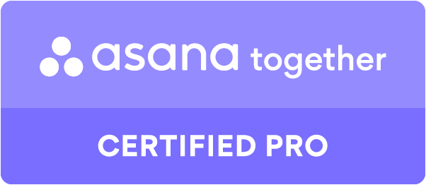 You won't miss a thing with Asana. Thought Penny are Asana certified and will create a workflow system to keep your team a step ahead.